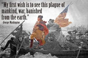 George Washington Revolutionary War Quotes President george washington