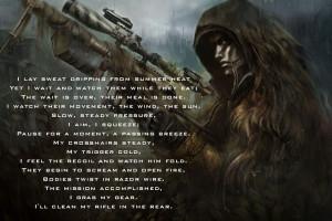 marine sniper quotes