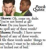 psych quotes - Bing Images