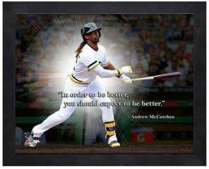 Andrew McCutchen Pittsburgh Pirates - 11