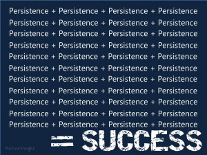Persistence Quotes: