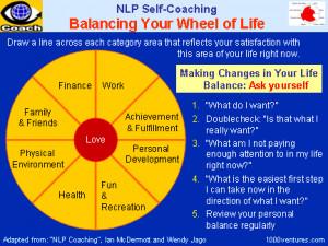 Balancing Your Wheel of Life 1