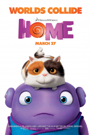 Giveaway] Win 1 of 10 Family Passes to DreamWorks HOME # ...