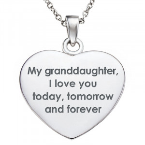 Love My Granddaughter Images My granddaughter, i love you