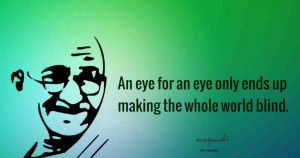 Independence Day Mahatma Gandhi...