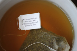 Drink Your Tea Slowly And
