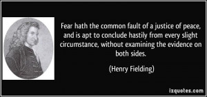 More Henry Fielding Quotes
