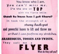 Cheerleading Quote More