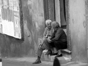 Picture: Conversation by timrb. Sourced from Flickr and reproduced ...
