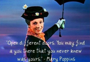 ... Quotes Inspiration, Quotes Sayings, Mary Poppins Quotes, Mary Poppinss