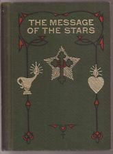 ... 1963 THE MESSAGE OF THE STARS Max Heindel Rosicrucian Astrology NICE