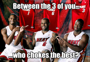 13 Best Miami Heat Funny Pictures and Miami Heat Jokes