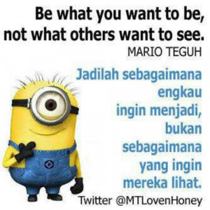 most popular tags for this image include indonesia minion quote