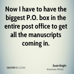 Susie Bright Quotes