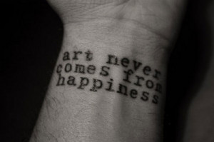Great Quotes For Cool Tattoo Design: Tattoo Quotes By Chuck Palahniuk ...