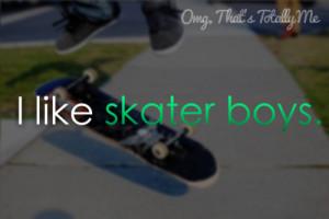 Skater Boy Quotes Tumblr Tags: , boys , love