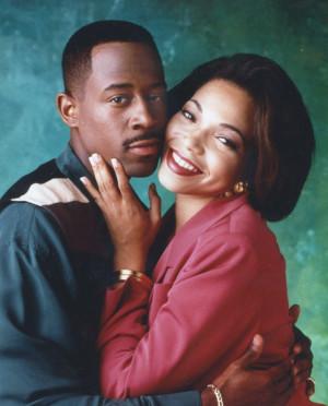 Martin Lawrence & Tisha Campbell