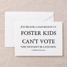 Foster Parent Greeting Cards