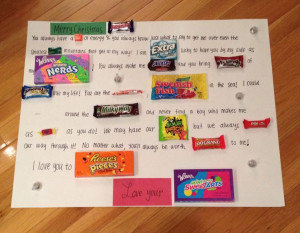 Quotes Boards, Candies Quotes For Gift