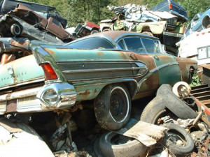 Junk Yards, Scrap Yards, Salvage Yards