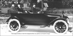 John and Horace Dodge: From Building Fords to Dodge Brothers