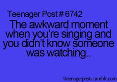 Embarrassing Awkward Moments Quotes