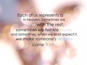 We Make Someone's Dream Come True