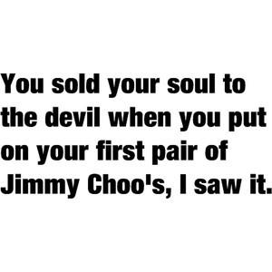 The Devil Wears Prada Quote