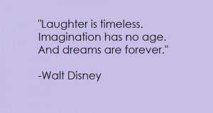 ...   walt disney, quotes, sayings, laughter, dreams, imagination
