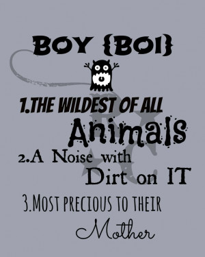 8X10 print #Little #boys #bedroom #decor #Boy #Boi #Wildest #of #all # ...