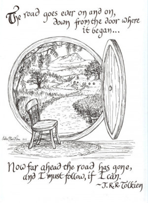 ... image include: the hobbit, j.r.r. tolkien, quote, quotes and tolkien