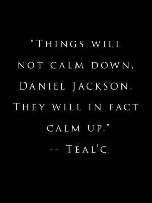 Teal'c ~ Stargate SG-1