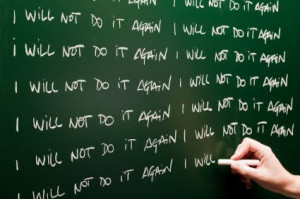 Lesson in School Discipline