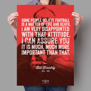 You are here: Home / Clubshop / Liverpool / Liverpool – Shankly