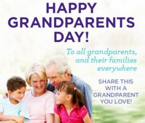 Happy Grandparents Day 2014 Quotes Poems Messages Images