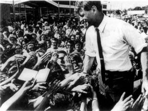 Senator Robert F. Kennedy Excerpt from