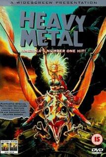 Heavy Metal (1981) Poster