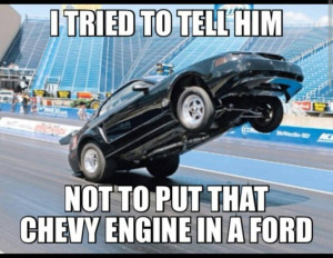 Ford Owners Be Like Meme