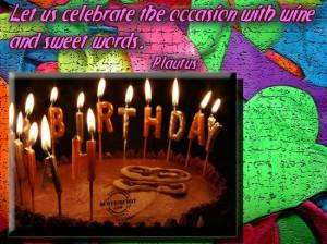 ... celebrate her birthday pretty soon. Do you need some nice birthday