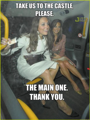 Funny Princess Duchess Kate Middleton Royal Pictures
