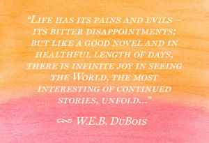 web dubois quote