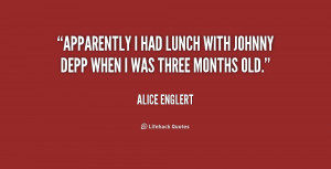 Lunch with Friends Quotes