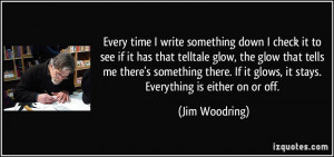 More Jim Woodring Quotes