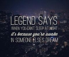 Cant Sleep Quotes