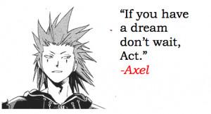 Kingdom Hearts Quotes Kingdom hearts quotes