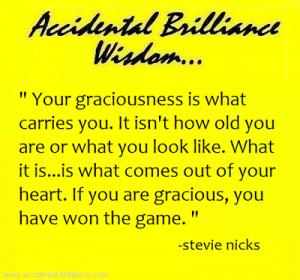 Accidental Brilliance Wisdom...