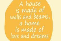 ... inspirational nuggets to encourage you during the home buying process