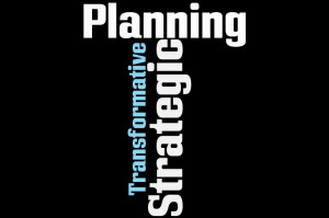 immersed in strategic planning over the years, I have saved quotes ...