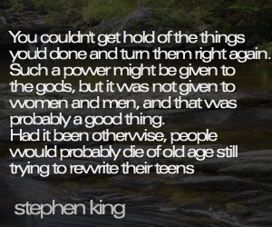 Thread: Best Stephen King Quotes