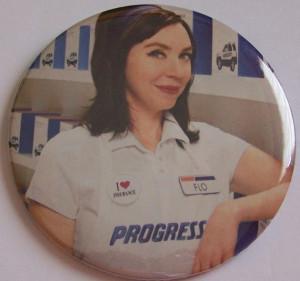 Flo Progressive Button